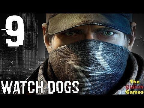 Прохождение Watch Dogs HDPC - Часть 9 (Бункер и Страшный кошмар Эйдена Пирса)