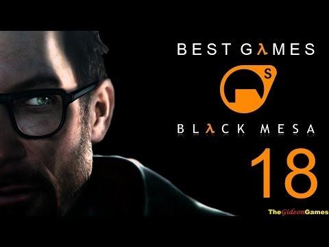 Best Games: Прохождение Black Mesa Half-Life (HD) - Часть 18 (Комплекс Лямбда)
