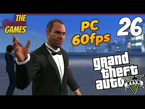 Прохождение GTA 5 с Русской озвучкой (Grand Theft Auto V)PС60fps - Часть 26 (Я - Тво будущее)