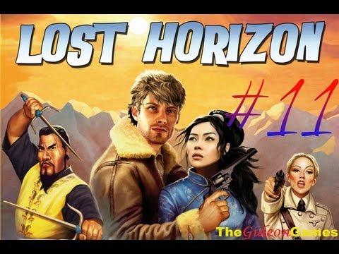 Quest: Прохождение Lost Horizon — Часть 11 (Гонка на время)