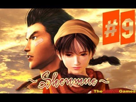 Best Games: Прохождение Shenmue - Часть 9 (Письмо)