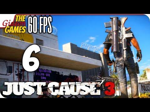 Прохождение Just Cause 3 на Русском PС60fps — 6 (Секрет Электры)