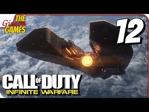 Прохождение Call of Duty: Infinite Warfare 12  МАРС ВЕЧЕН, НОЖ МНЕ В ПЕЧЕНЬ!