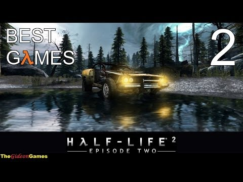 Best Games: Прохождение Half-Life 2 - Episode Two (HD) - Часть 2 (Кольцо Ворта)