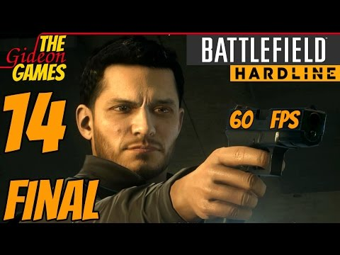 Прохождение Battlefield: Hardline на Русском HDPC60fps - Часть 14 (И что будешь делать?) Финал