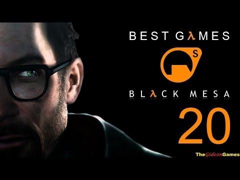 Best Games: Прохождение Black Mesa Half-Life (HD) — Часть 20 (Портал) Продолжение следует…