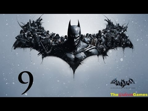 Прохождение Batman: Arkham Origins Бэтмен: Летопись Аркхема HD — Часть 9 (Чаепитие)