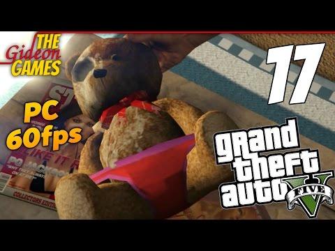 Прохождение GTA 5 с Русской озвучкой (Grand Theft Auto V)PС60fps - Часть 17 (Мистер Малина)