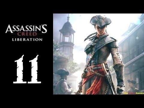 Прохождение Assassin's Creed: Liberation HD 100% Синхро. - Часть 11 (Возвращение в Мексику)