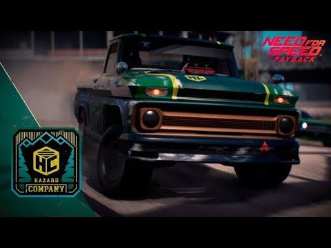 Прохождение Need for Speed Payback #24 рисковая компания