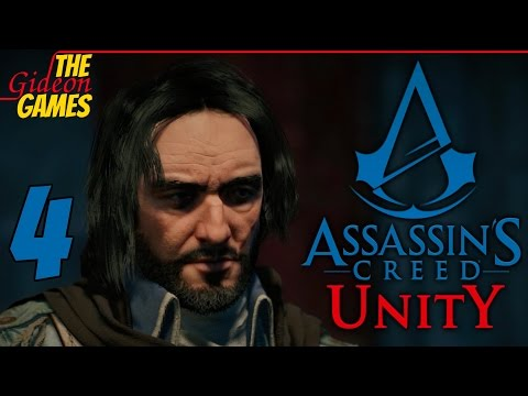 Прохождение Assassin's Creed: Unity (Единство) HDPC — Часть 4 (Клятвы)