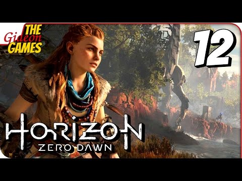 HORIZON Zero Dawn  Прохождение 12  ВСТРЕЧА С КОРОЛМ-СОЛНЦЕ