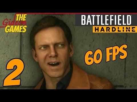 Прохождение Battlefield: Hardline на Русском HDPC60fps - Часть 2 (Снова в школу)
