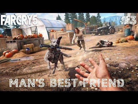 Прохождение Far Cry 5 #3 Лучший друг человека