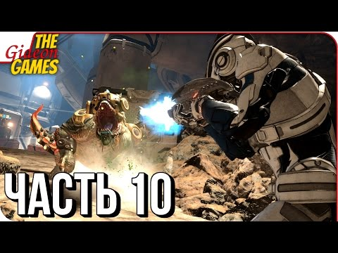 ANDROMEDA: Mass Effect Прохождение 10 КОЛОНИЗАЦИЯ ВОЭЛДА