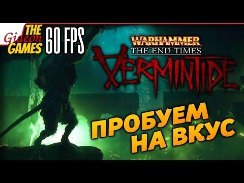 ПнВ --- Warhammer: End Times - Vermintide (BETA) --- КРЫСИНЫЙ L4D