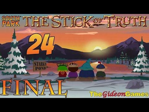 Прохождение South Park: The Stick of Truth Южный Парк: Палка Истины - Часть 24: Финал (Доигрались)
