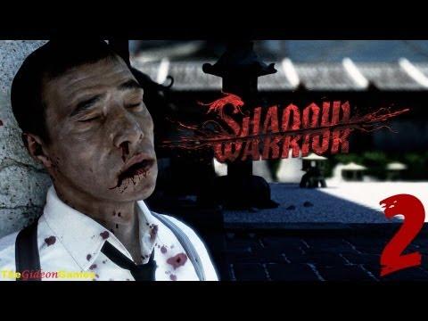 """Прохождение Shadow Warrior - Часть 2 (Глава 1: """"С"""" как в слове Сволочь, """"О"""" как в слове Отменная)"""