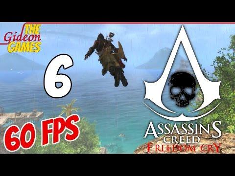 Прохождение Assassin's Creed 4 (DLC: Freedom cry\Крик свободы)HDPC60fps - Часть 6 (Веллингтон)