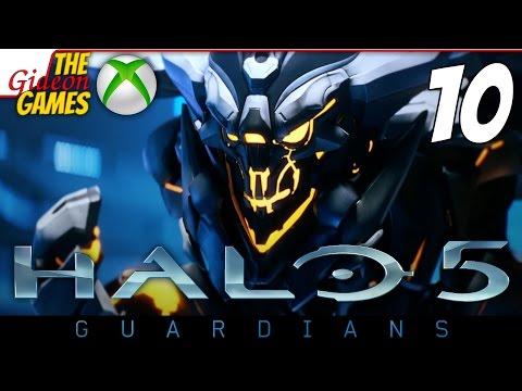 Прохождение Halo 5: Guardians на Русском XOne - 10 (Многословная)