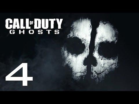 Прохождение Call of Duty: Ghosts на Русском PC - Часть 4 (Легенды вечны)