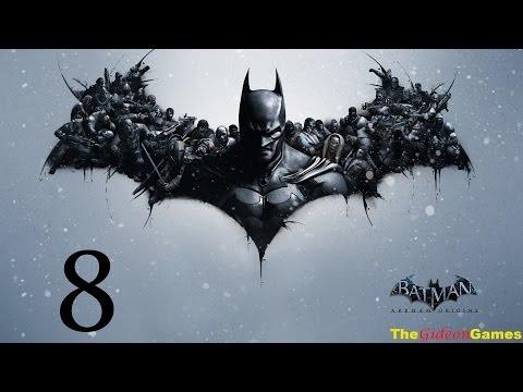 Прохождение Batman: Arkham Origins Бэтмен: Летопись Аркхема HD - Часть 8 (Приглашение)