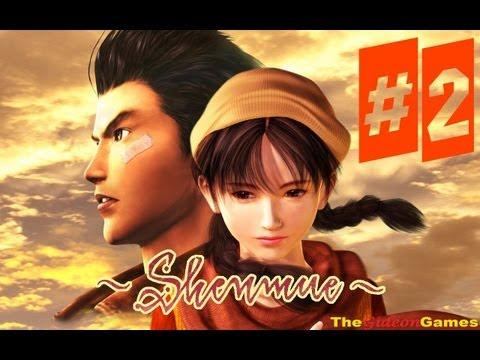 Best Games: Прохождение Shenmue - Часть 2 (Три лезвия)