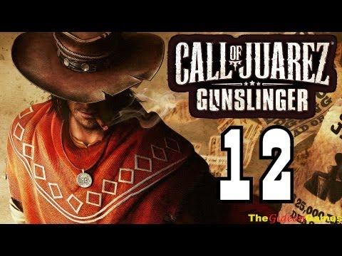 Прохождение Call of Juarez: Gunslinger на высокой сложности HD - Часть 12 (Джесси Джеймс)