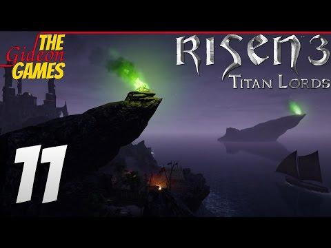 Прохождение Risen 3: Titan Lords HDPC - Часть 11 (Каладор)