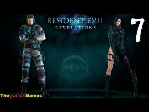 """Прохождение Resident Evil: Revelations HD - 7 (Эпизод 4: """"И снова кошмар"""")"""