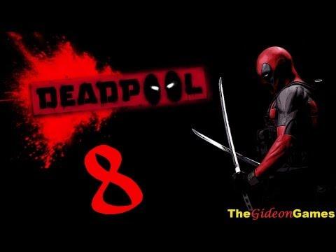 Прохождение Deadpool HD - Часть 8 (Когда эта малышка разгонится до 69.9 миль в час...)