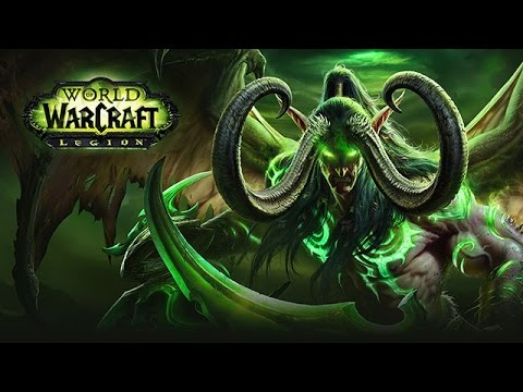 World of Warcraft: Legion  Прокачка ДХ 100 СТРИМ