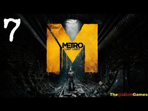 Прохождение Metro: Last Light (Метро 2033: Луч надежды) HDPC - Часть 7 (Красный Фюрер)