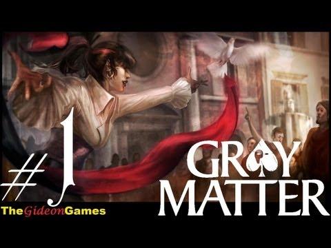 Quest: Прохождение Gray Matter - Часть 1: Тплый прим