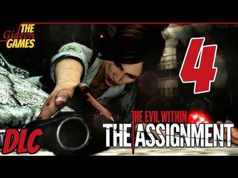 Прохождение The Evil Within (DLC: Assignment)HDPC - Часть 4 (На волосок)