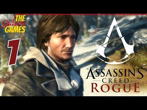 Прохождение Assassin's Creed: Rogue (Изгой) HDPS3 - Часть 1 (Братья)