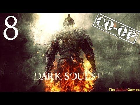 Прохождение Dark Souls 2 в Кооперативе HD - Часть 8 (Shortcut? Not so short!)