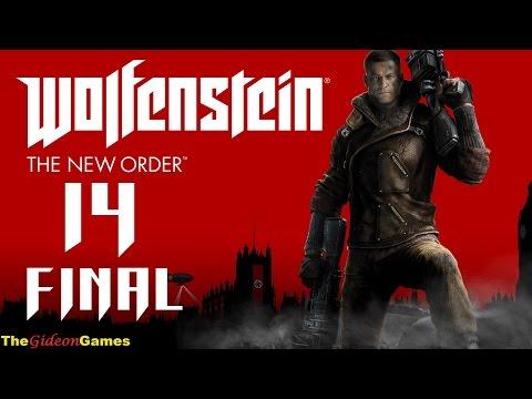 Прохождение Wolfenstein: The New Order (2014) HD - Часть 14: Финал (Вс ради не...)