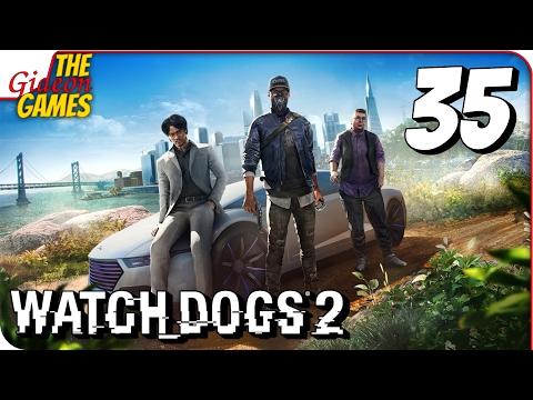 WATCH DOGS 2: БИОТЕХНОЛОГИИ Прохождение 35 r0Mo-WyT04ku