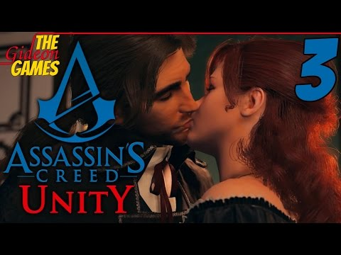 Прохождение Assassin's Creed: Unity (Единство) HDPC — Часть 3 (Французский поцелуй)