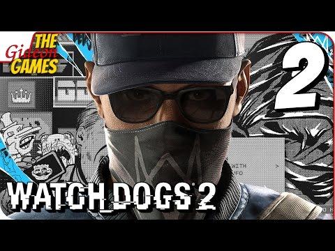 WATCH DOGS 2  Прохождение 2  p@3B0g_Ha_20kk