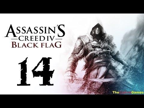 Прохождение Assassin's Creed 4 IV: Black Flag Чрный флаг HD 100% Sync - Часть 14 (Форты)