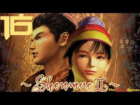 Best Games: Прохождение Shenmue 2 (HD) - Часть 16 (Ду Ниу)
