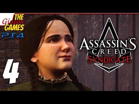 Прохождение Assassin's Creed: Syndicate (Синдикат) на Русском PS4 — 4 (Дети улиц)