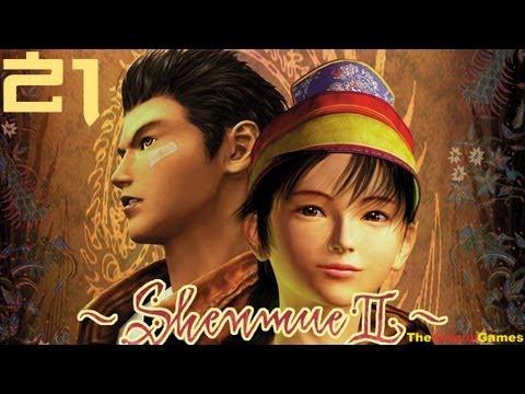 Best Games: Прохождение Shenmue 2 (HD) - Часть 21 (Юанда Жу)