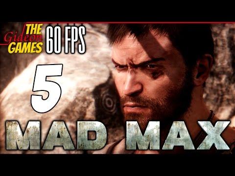 Прохождение Mad Max на Русском (Безумный Макс)PС60fps - 5 (Динки-Ди жив!)