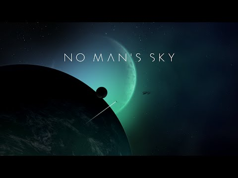 No Man's Sky  ПЕРВЫЙ ВЗГЛЯД НА ПК