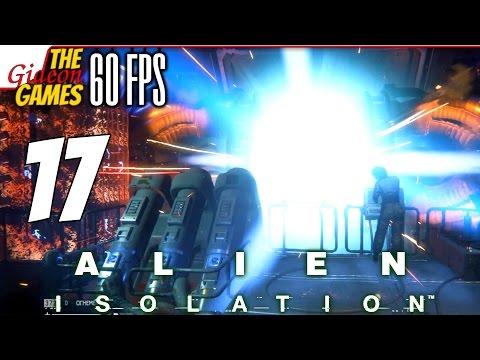 Прохождение Alien: Isolation на Русском PС60fps - Часть 17 (Говорит Рипли)