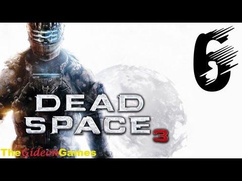 NEW: Прохождение Dead Space 3 —  Часть 6 (Оно регенерирует!)
