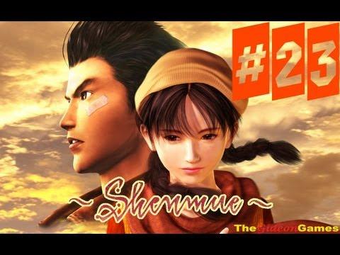 Best Games: Прохождение Shenmue — Часть 23 (Лонь Жа)